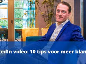 10 linkedin tips voor meer klanten