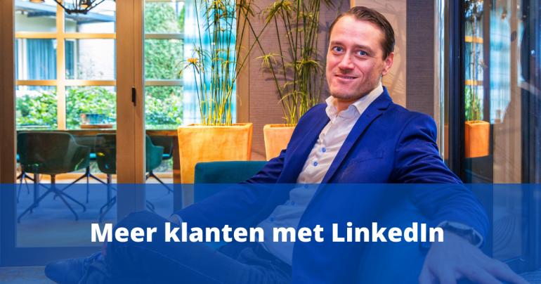 Meer klanten met LinkedIn