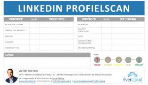 LinkedIn profielscan