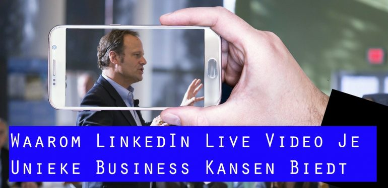 LinkedIn Live Video