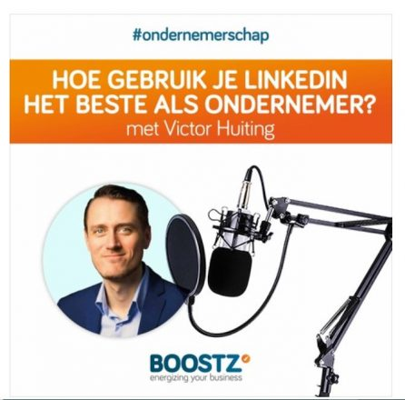 LinkedIn ondernemer podcast