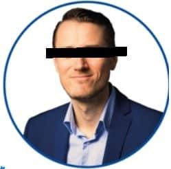 LinkedIn-etiquette wanted profiel foto
