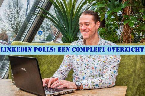 LinkedIn Polls Victor Huiting Rivercloud