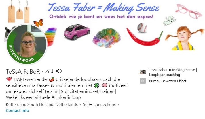 Tessa Faber