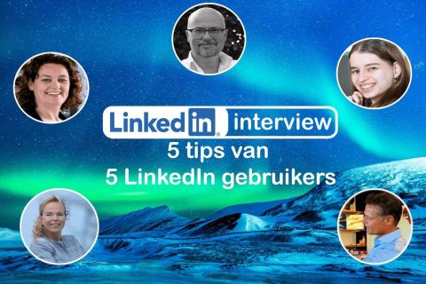 LinkedIn interview artikel