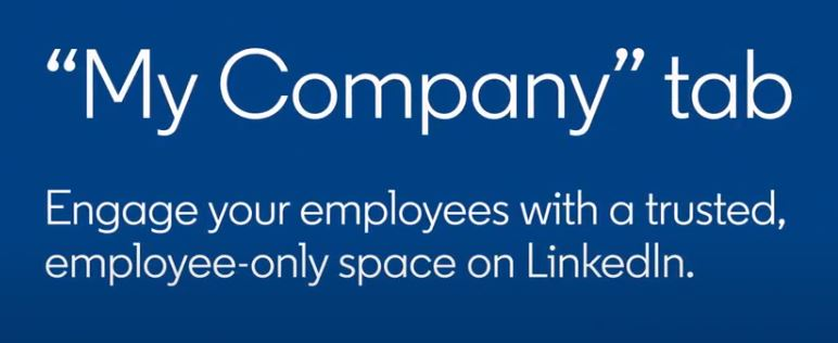 my company tab LinkedIn pages - Rivercloud